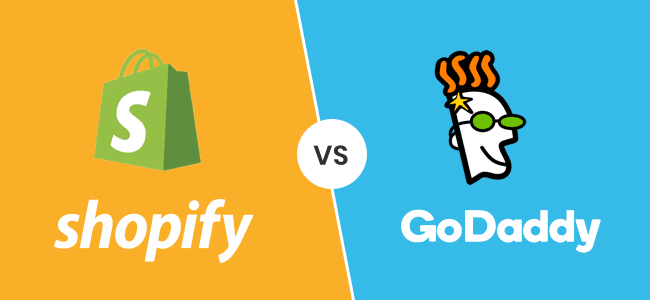 Shopify Versus GoDaddy for Ecommerce